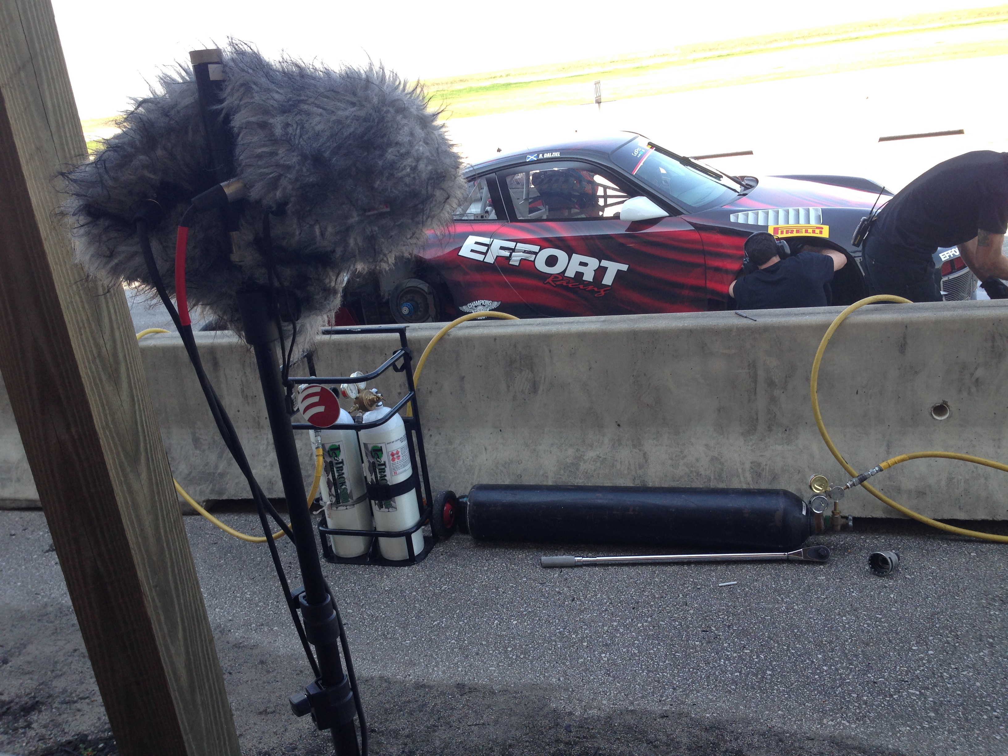 pit row ortf position